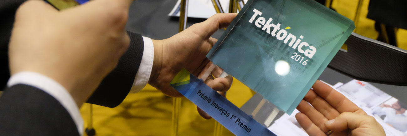 Impersol vence 1º Prémio Inovação Tektónica 2016