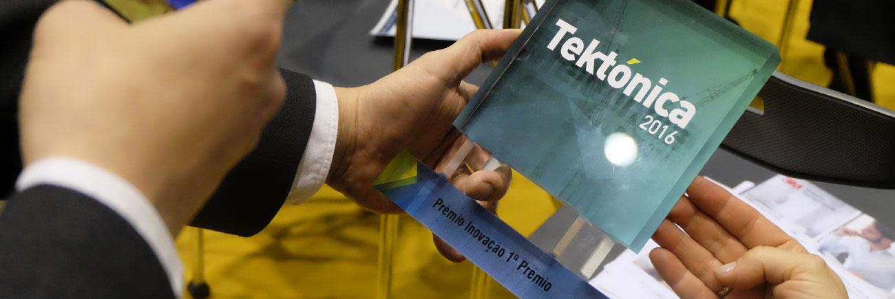 Impersol - Notícias - 1º Prémio Inovação Tektónica 2016