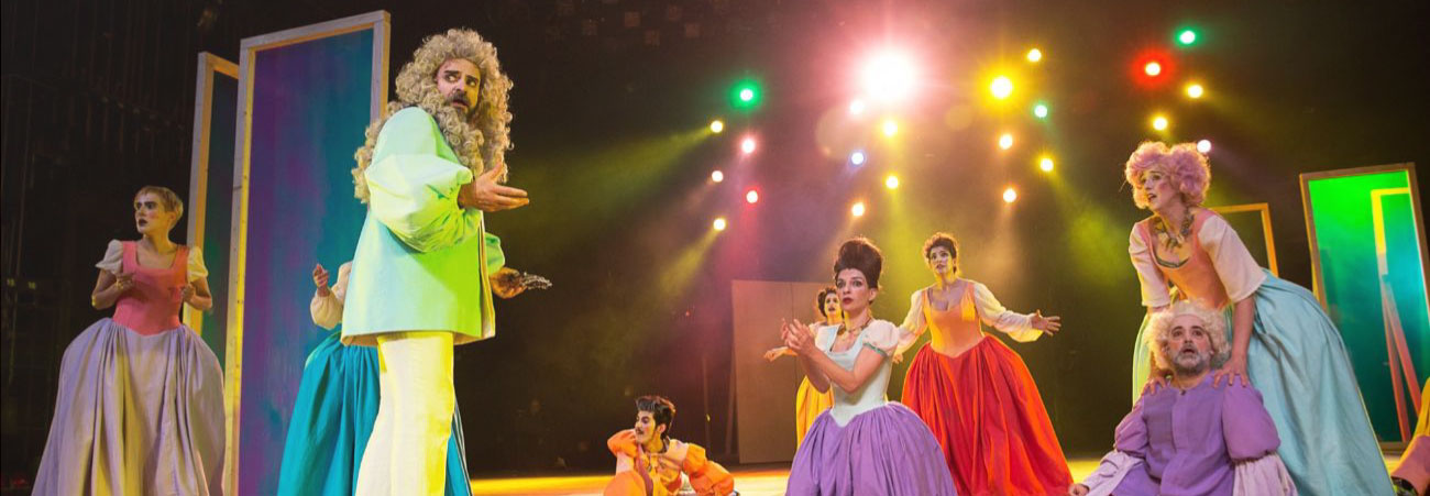 "Peça ""O Impromptu de Versalhes"" – Teatro D. Maria II"